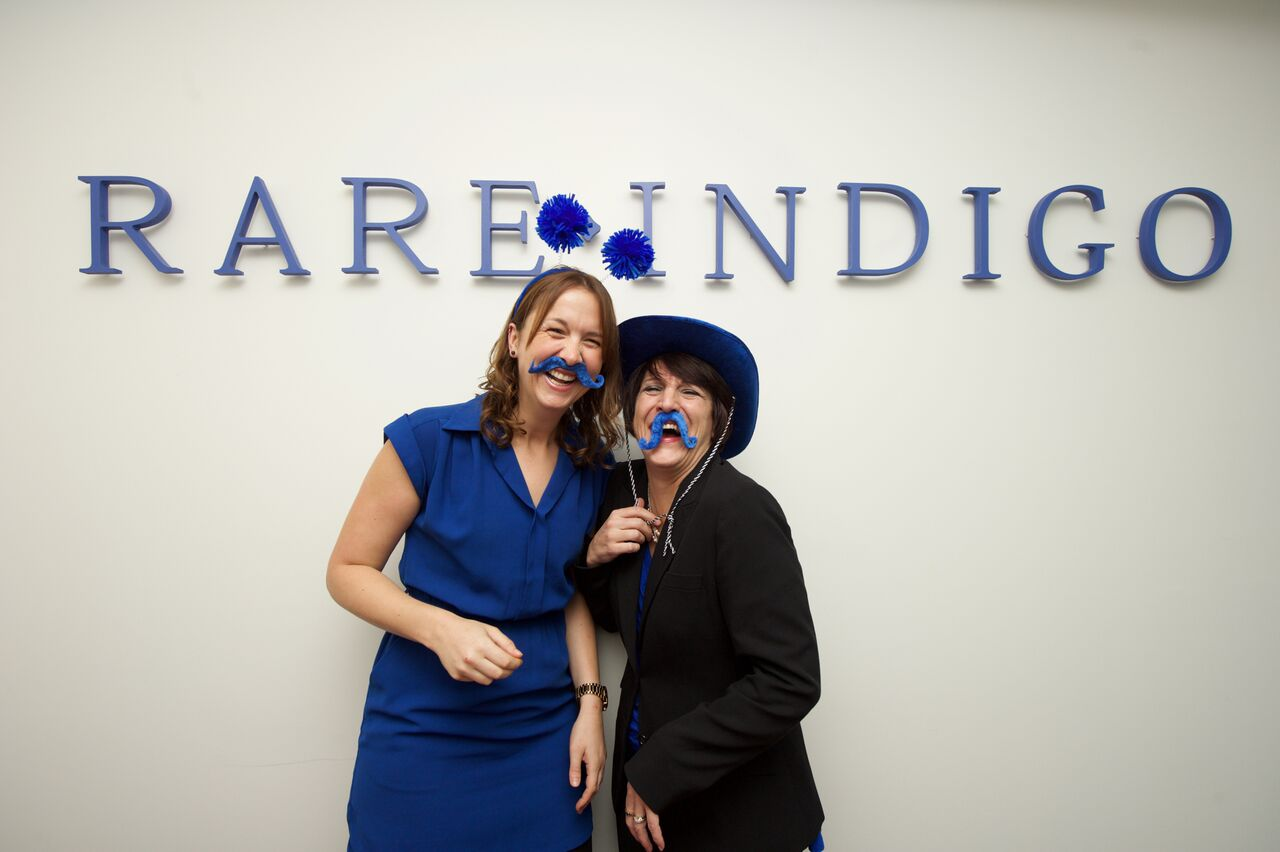 Here We Grow! Rare Indigo's Team Expands
